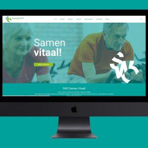 De nieuwe website van SWO